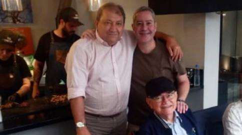 Rogério Caboclo irá assistir Paysandu e Tuna, além de verificar como andam obras no Mangueirão.