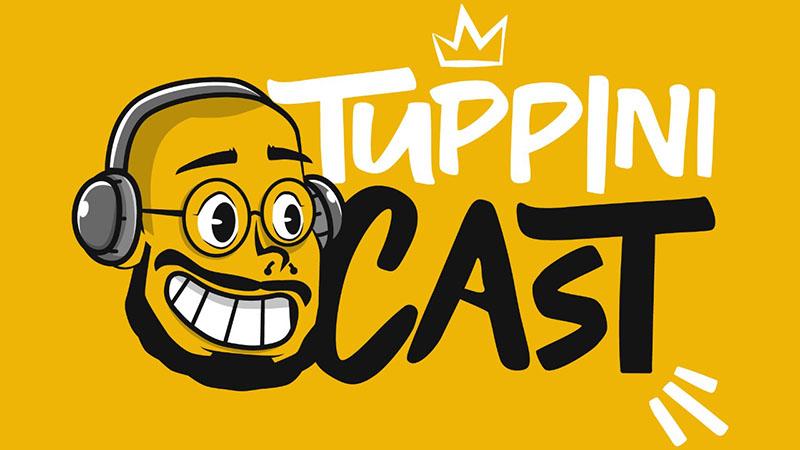 O Tuppinicast sai todas as segundas com notícias da semana de forma bem humorada