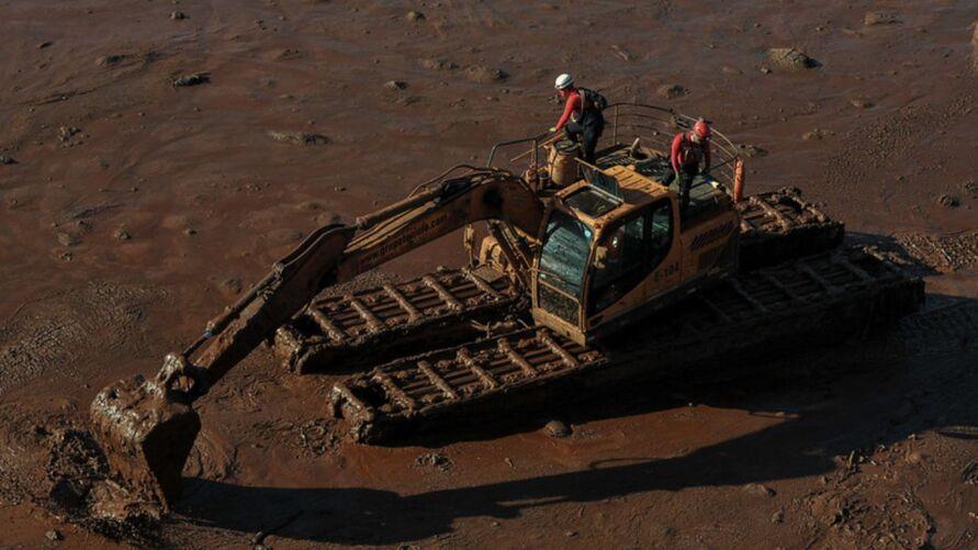 Catástrofe socioambiental provocada pelo rompimento de barragem da mineradora Vale em Brumadinho (MG)