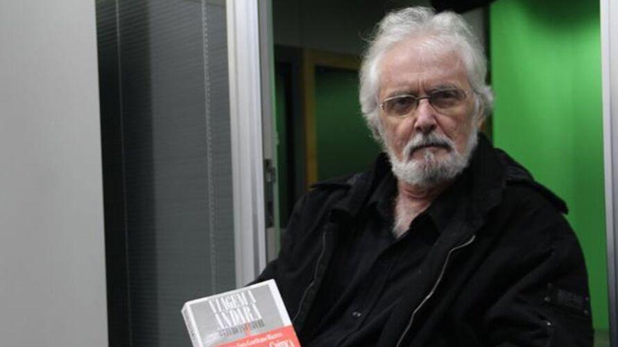 Vicente Cecim partiu deixando um grande legando na poesia com mais de 15 obras literárias