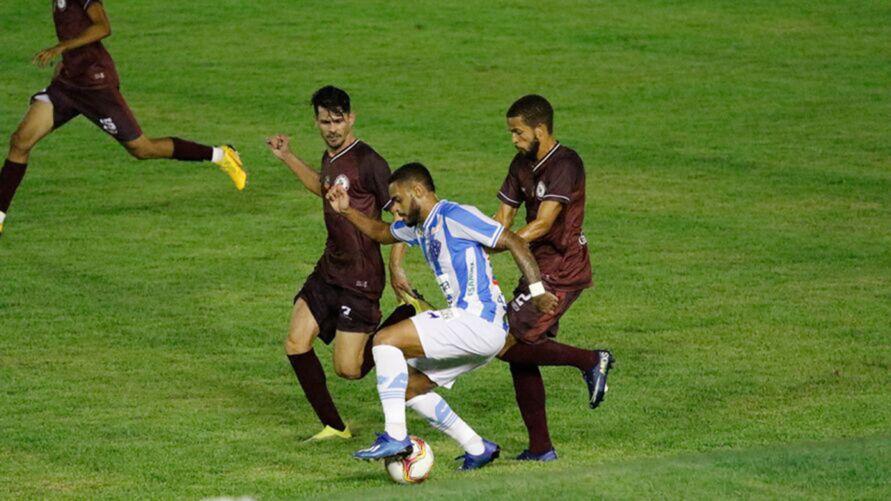 Papão enfrenta o time baiano disposto a repetir a vitória do ano passado
