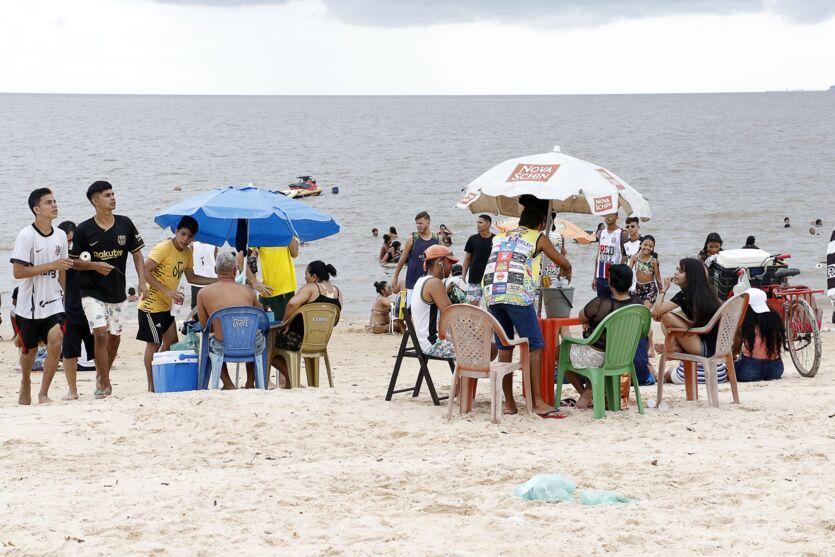 Imagem ilustrativa da notícia: Veja as fotos de Outeiro neste final do feriado prolongado