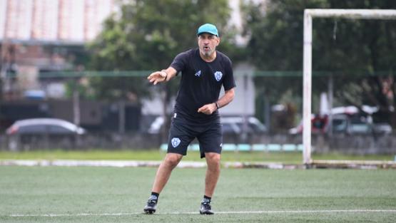 Eutrópio terá novo desafio com o Paysandu no próximo sábado (19).