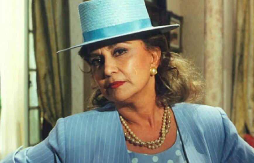 Eva Wilma fez história ao interpretar diversos personagens de sucesso.