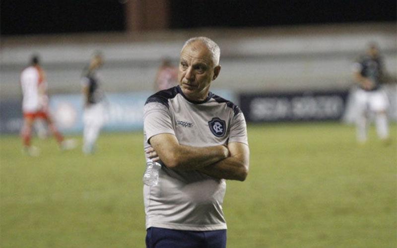 Marcio Fernandes é um dos cotados para ser o novo técnico do Paysandu