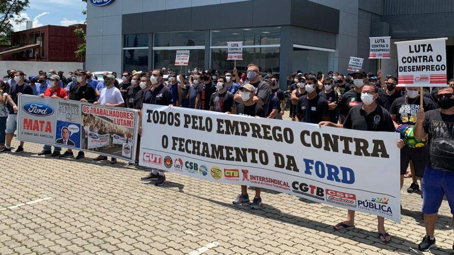 Apesar de ser sinônimo de automóvel e inovação há mais de 100 anos, a multifuncional tomou uma decisão que afeta diversos colaboradores e até o próprio Brasil.