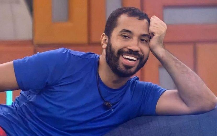 """Ex-participante do """"Big Brother Brasil 21"""", Gil do Vigor"""
