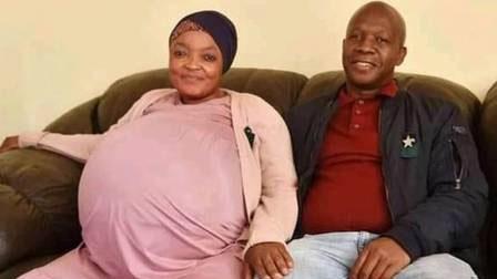 A polícia prendeu a mulher na casa de um parente perto de Johanesburgo, na madrugada da última quinta-feira (17).