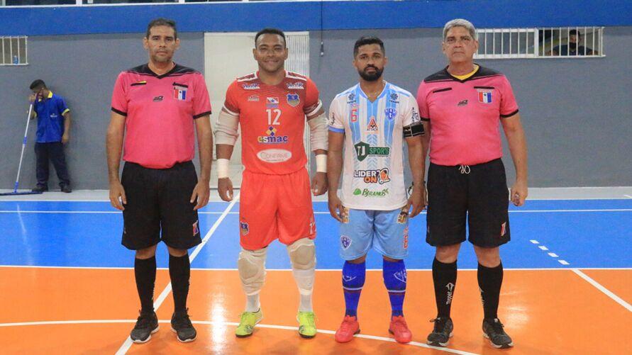 Imagem ilustrativa da notícia: Shouse X Paysandu fazem jogo dos opostos no futsal