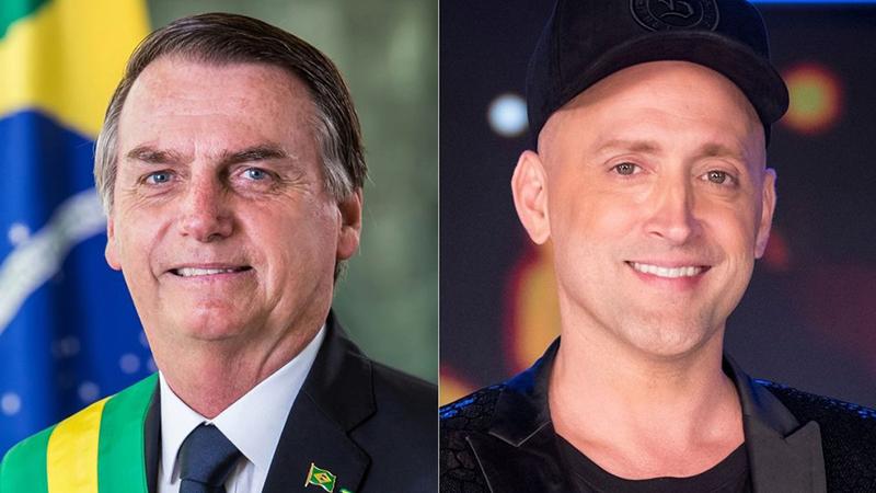 Bolsonaro foi acusado de hipocrisia por lamentar morte de Paulo Gustavo