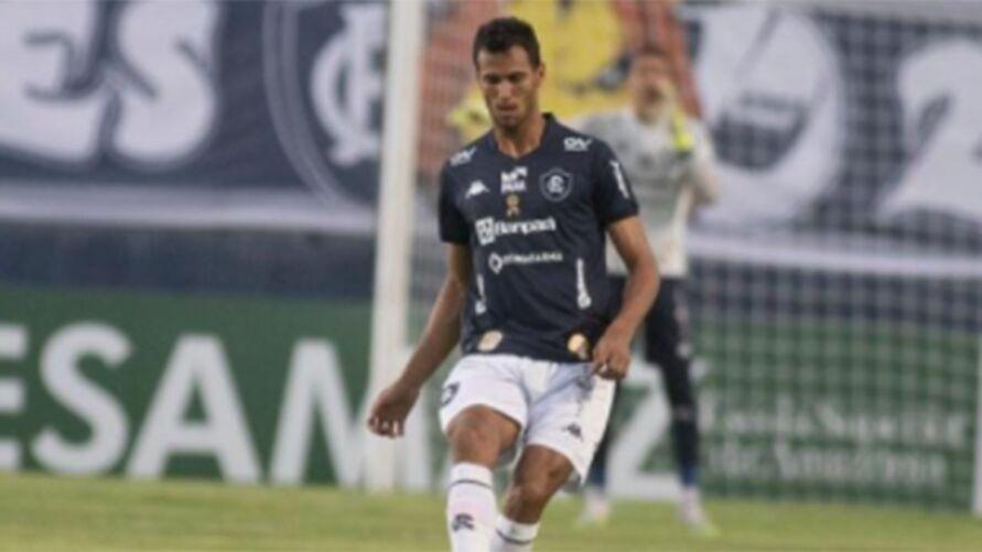 Zagueiro quer ofensiva e jogo rápido contra Tuna