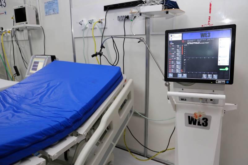 Além de Tucuruí, o hospital atende a população de Breu Branco, Goianésia do Pará, Jacundá, Novo Repartimento e Tailândia.