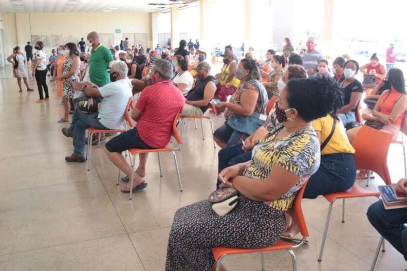 Imagem ilustrativa da notícia: Marabá vai vacinar pessoas acima de 40 anos sábado e domingo