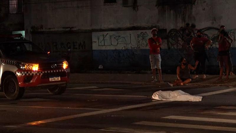 Eduardo Luís Neves Garcia não resistiu após ser atingido por um veículo