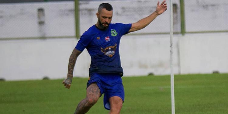 Após artilharia na Tuna Luso Brasileira, Paulo Rangel espera repetir boas atuações no Paragominas.