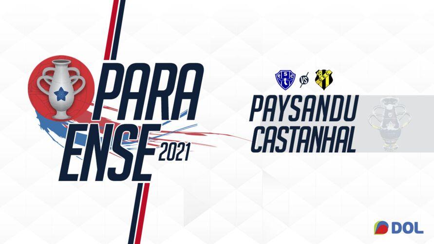 Partida determina um dos finalistas do Campeonato Paraense 2021