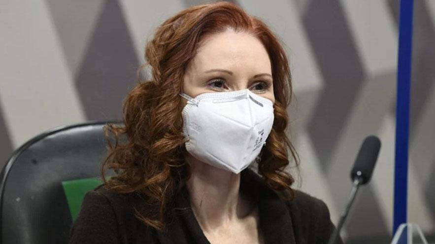 A microbiologista e pesquisadora da Universidade de São Paulo (USP) prestou depoimento como convidada.