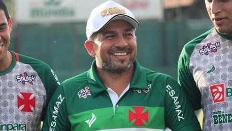Robson Melo é o principal líder cruzmaltino na campanha deste ano.