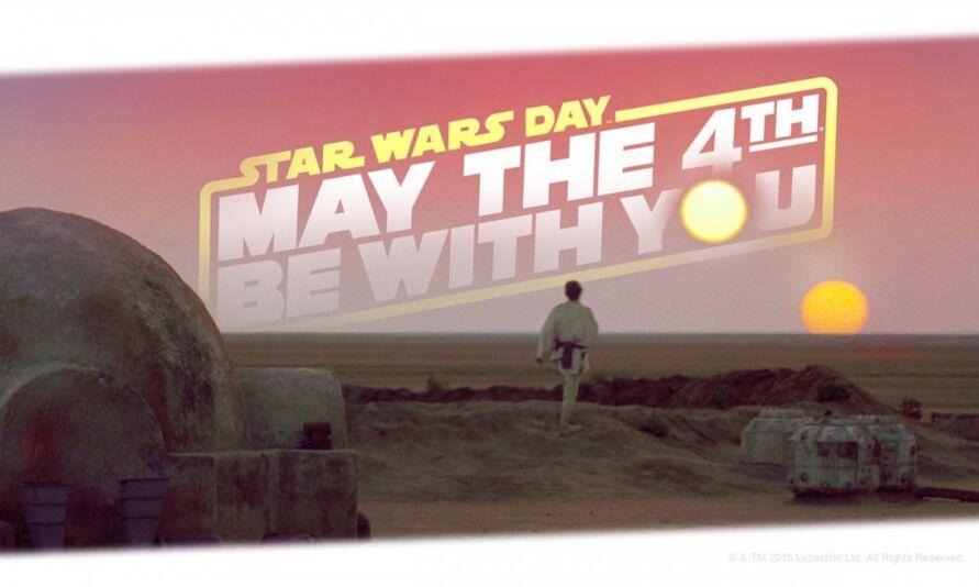 Imagem ilustrativa da notícia: Por que o Star Wars Day é celebrado no dia 4 de maio?