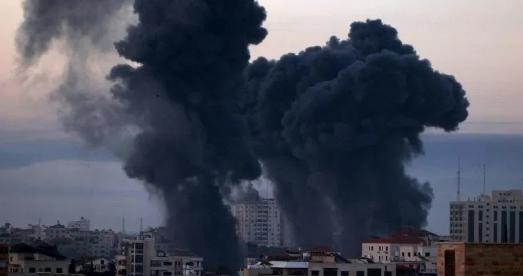Imagem ilustrativa da notícia: Ataques de Israel deixam mais de 40 palestinos mortos