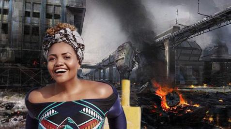"""Imagem ilustrativa da notícia: """"Andava entre cadáveres"""". Veja os memes da Gaby Amarantos"""