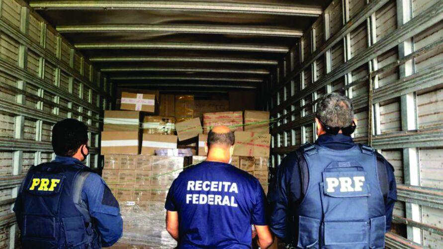 Se condenados, os responsáveis pela carga podem ser presos por até três meses