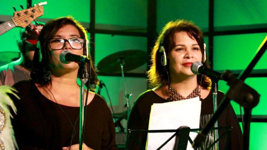 Imagem ilustrativa da notícia: Dupla lança EP com sucessos de compositores paraenses