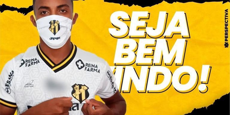 Revelação no Campeonato Paraense, com o Bragantino, Tulio quer repetir boas atuações no Castanhal.