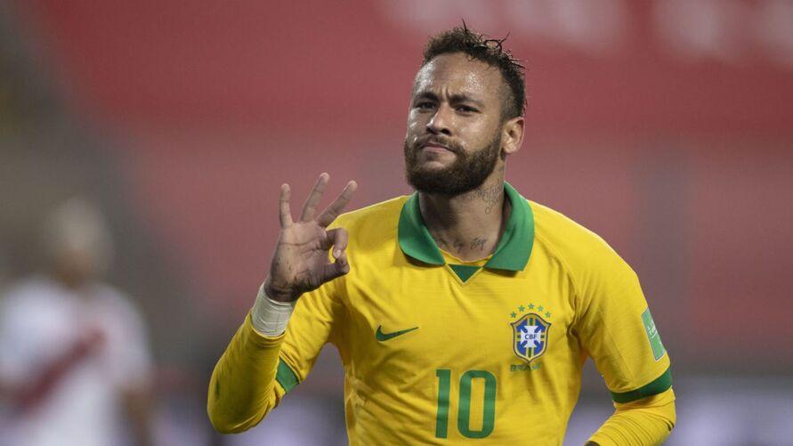 Neymar deve estar entre os convocados para as partidas contra  Equador e Paraguai.