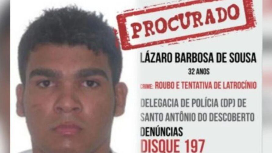 Lázaro matou quatro pessoas da mesma família