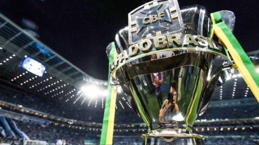 Imagem ilustrativa da notícia: Copa do Brasil: CBF sorteia confrontos das oitavas de final