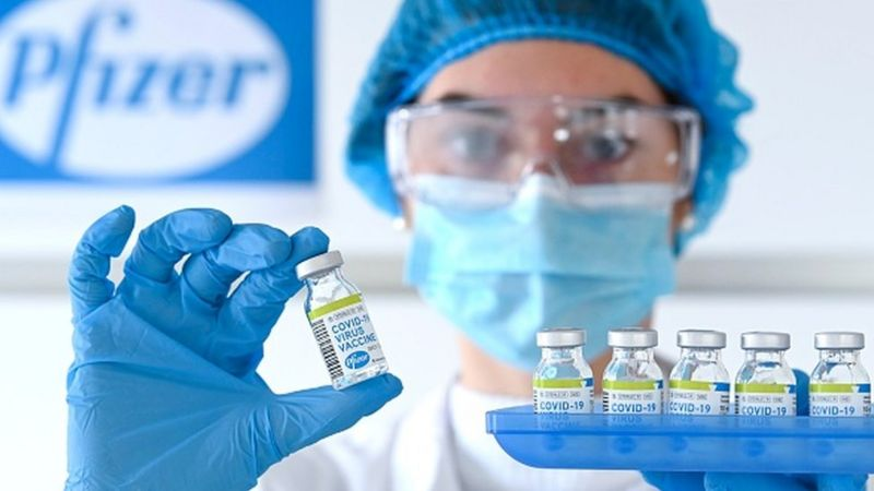 Imagem ilustrativa da notícia: Pará vai receber mais de 37 mil doses de doses da Pfizer