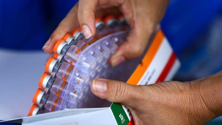 Imagem ilustrativa da notícia: Fiocruz receberá insumo para 18 milhões de vacinas