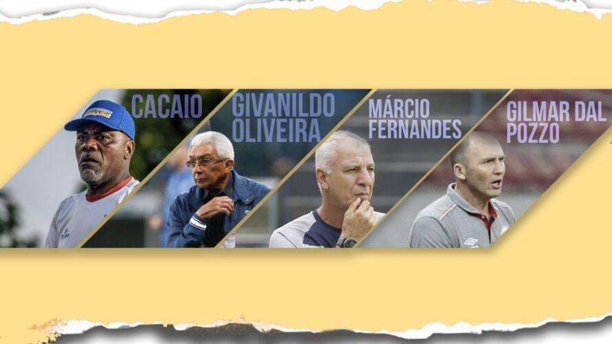 Imagem ilustrativa da notícia: Quem assume o Paysandu? Veja os treinadores cotados