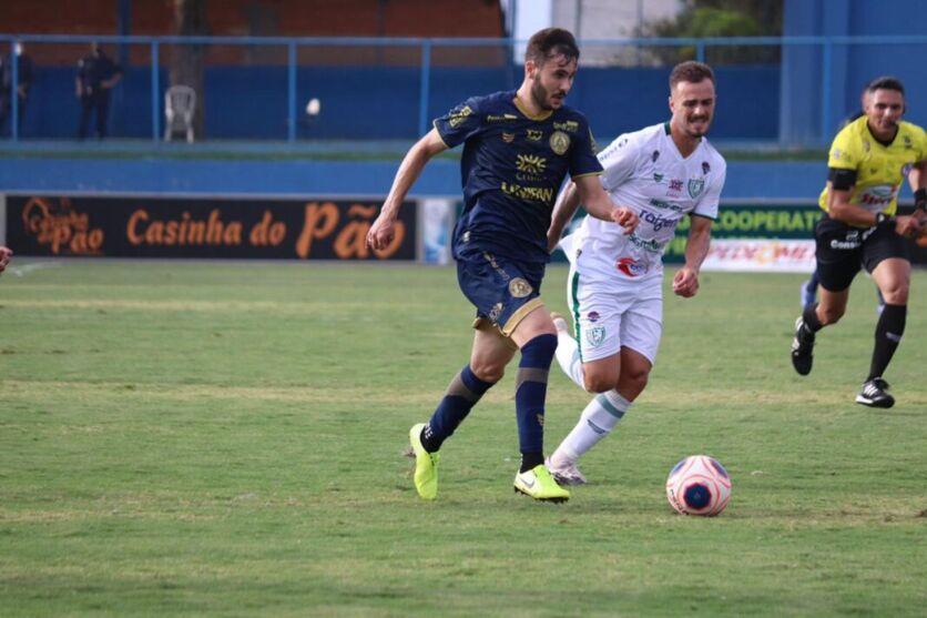 Meia Albano irá defender o verde do Goiás, na Série B.