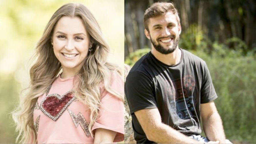 Imagem ilustrativa da notícia: Arthur e Carla juntos? Instrutor surge cantando apaixonado