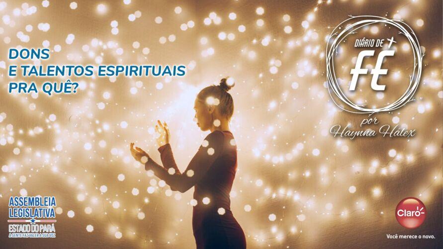 Imagem ilustrativa do podcast: Dons espirituais para que servem? Ouça no Dolcast!