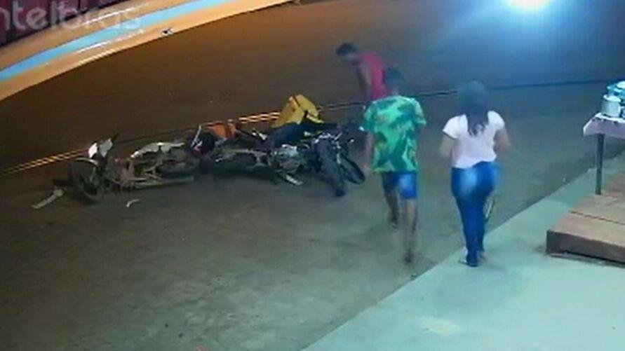 Falta de sinalização tem provocado acidentes graves em Marabá.