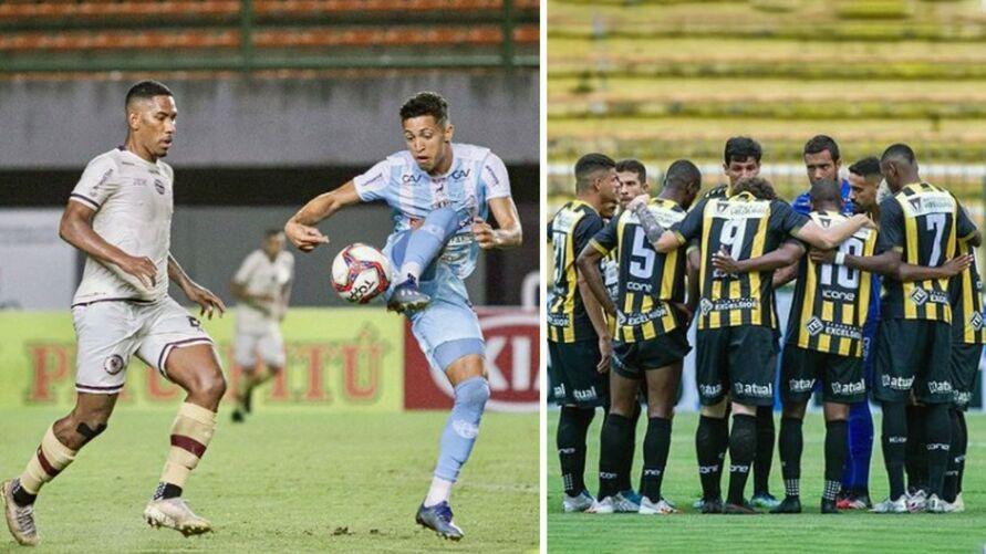 Paysandu e Volta Redonda se enfrentam na próxima rodada da Série C.