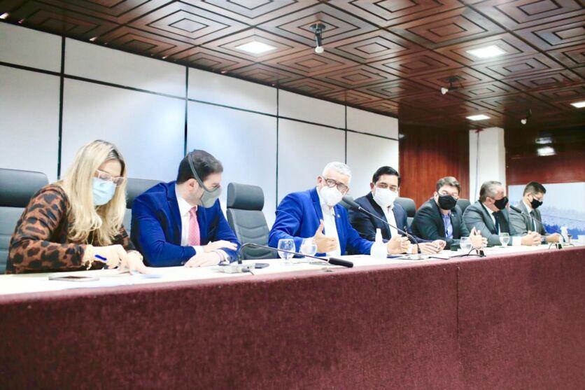 A mesa responsável pela CPI foi composta no dia 26 de maio.