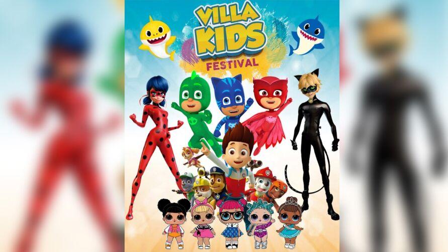 Espetáculo infantil promete ser diversão no final de semana!