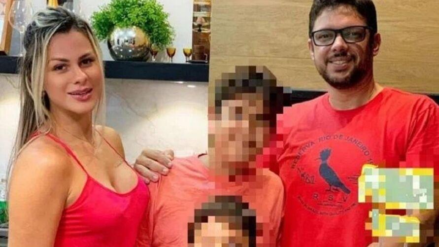 Mariana Polastreli: marido traído contou a hisória ao jornalista Léo Dias.
