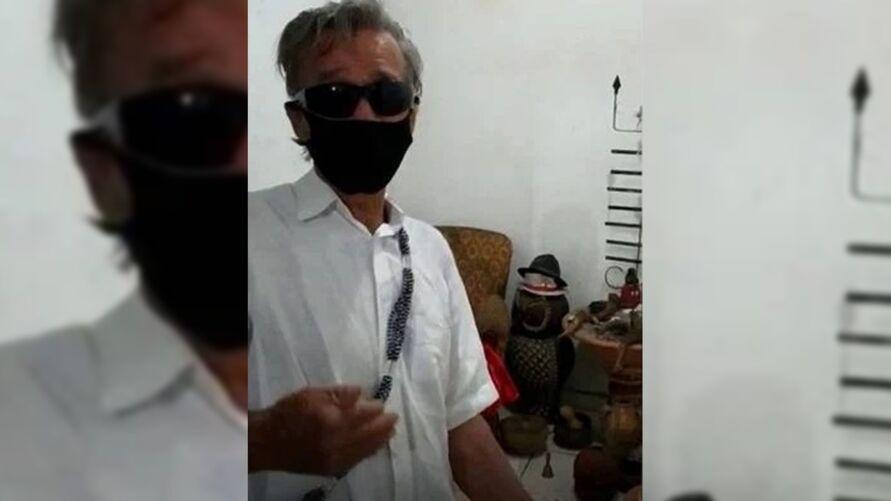 Imagem ilustrativa da notícia: Pai de santo denuncia desmando da policia na caçada à Lázaro
