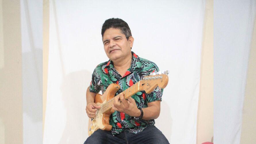 """Imagem ilustrativa da notícia: Aldo Luis lança EP """"Guitarradas do nosso jeito"""""""