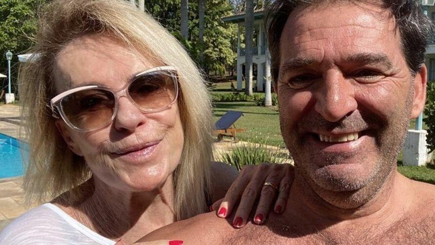 Imagem ilustrativa da notícia: Marido de Ana Maria Braga ficou surpreso com separação