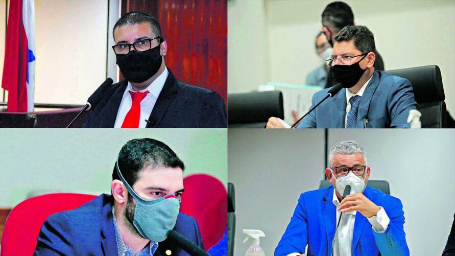 Deputados da Assembleia Legislativa do Pará