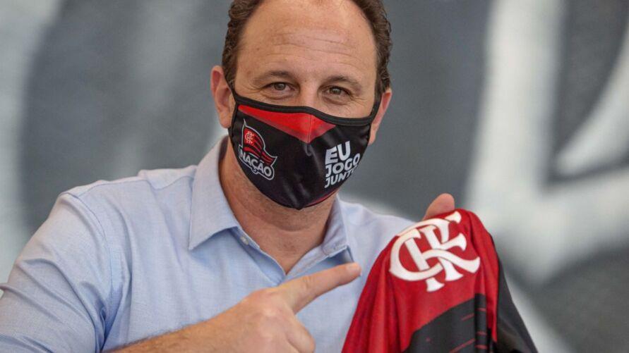 Imagem ilustrativa da notícia: Ceni confirma doença e Maurício Souza assume o Flamengo