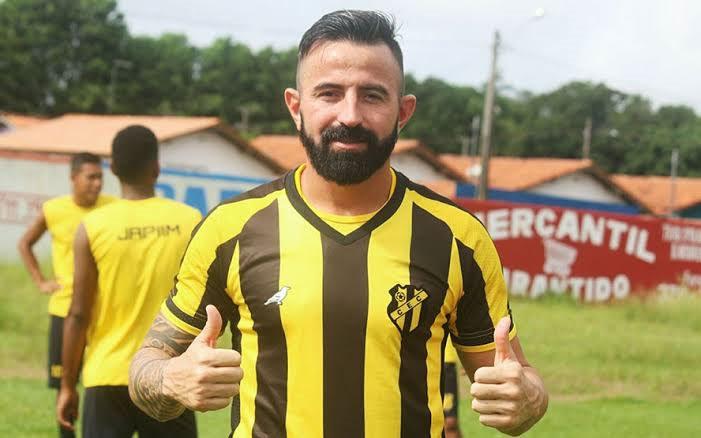 Depois de rápida passagem em 2014, atacante Leandro Cearense está de volta ao Castanhal para disputar à Série D.