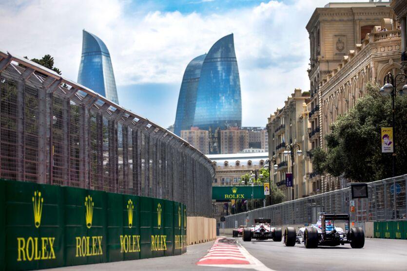 Imagem ilustrativa da notícia: Fórmula 1: assista ao treino e GP do Azerbaijão aqui no DOL!