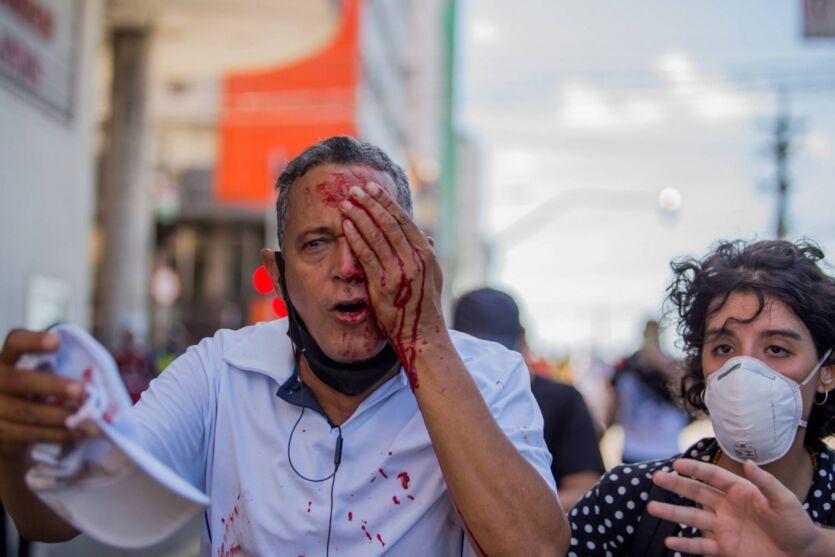 Imagem ilustrativa da notícia: Ato servirá de teste para equilíbrio da PM de Pernambuco